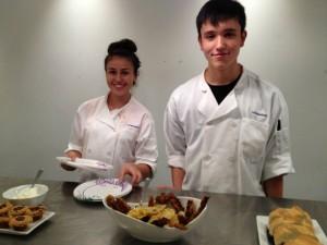 culinary arts summer camps