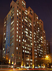 Our residence hall at culinary summer camp nyc