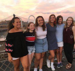 Rogue Squad on the Brooklyn Bridge